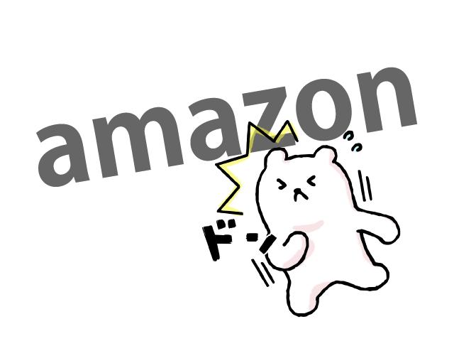 俺せど_Amazonせどりの失敗を防ぐ重大な注意点