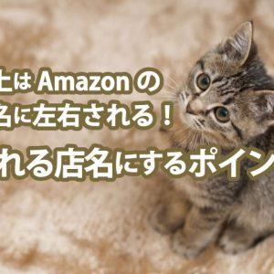 俺せど_Amazonの店名